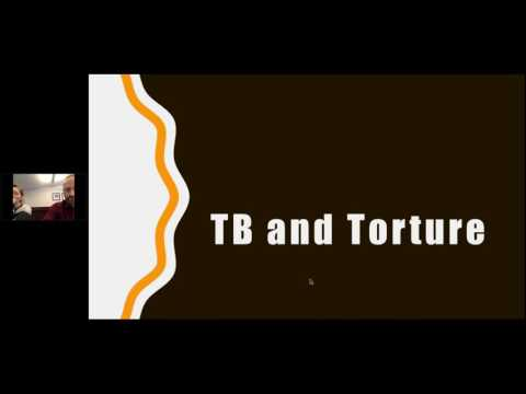 Tuberculosis and the Right to Be Free From Torture