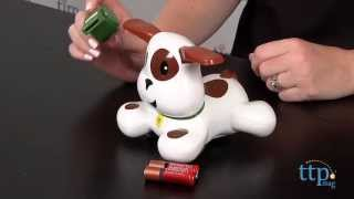 John Deere Whistle & Go Puppy from TOMY