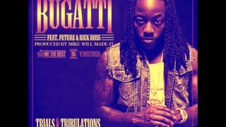 Ace Hood - Bugatti ft. Future, Rick Ross (Chopped and Screwed)
