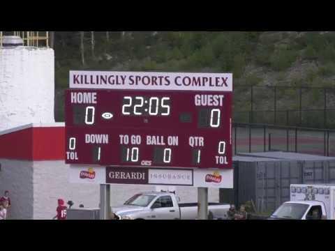 Killingly High School vs Plainfield