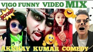 #tiktok#vigovideo#musically,akshay kumar comedy,vigo funny mix Video,like,4fun