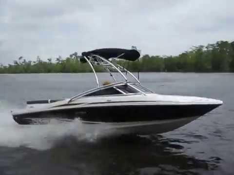 2011 Sea Ray 205 Sport FASTRUN