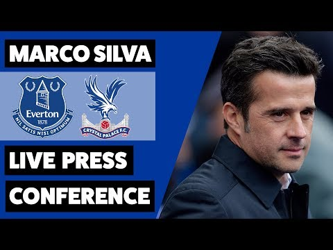 GOMES, MINA & MCCARTHY AVAILABLE FOR PALACE CLASH?   SILVA'S PRESS CONFERENCE