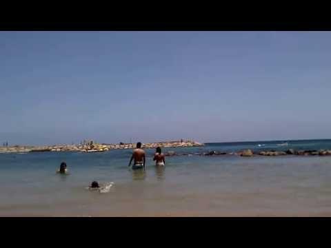Kalamies Beach Beach - Pernera Cyprus 2014