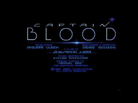 Amiga 500 - Captain Blood Music
