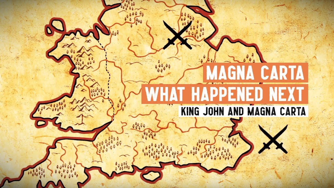 Download Magna Carta: What Happened Next? | 6 Minute History