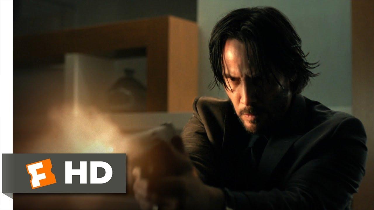 Download John Wick (2/10) Movie CLIP - Noise Complaint (2014) HD