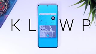 How To Customize Your Android Like A PRO With KLWP - Full Tutorial screenshot 3
