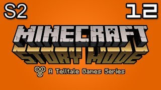 Minecraft Story Mode Let's Play: S2E4 Part 2 - GET REKT KENT