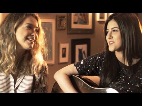 Sofia Oira e Lua Blanco - Nosso Amor cover MC Pedrinho