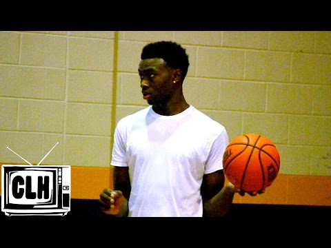 Jaylen Brown Workout - #2 Player in ESPN Class of 2015 Basketball Rankings