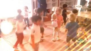 Blossom Burj Nursery Dubai - Toddlers Enjoy Dancing
