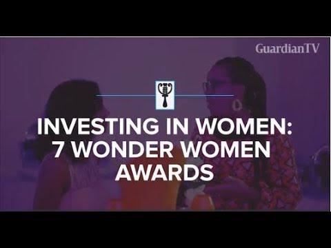 Investing In Women: 7 Wonder Women Awards