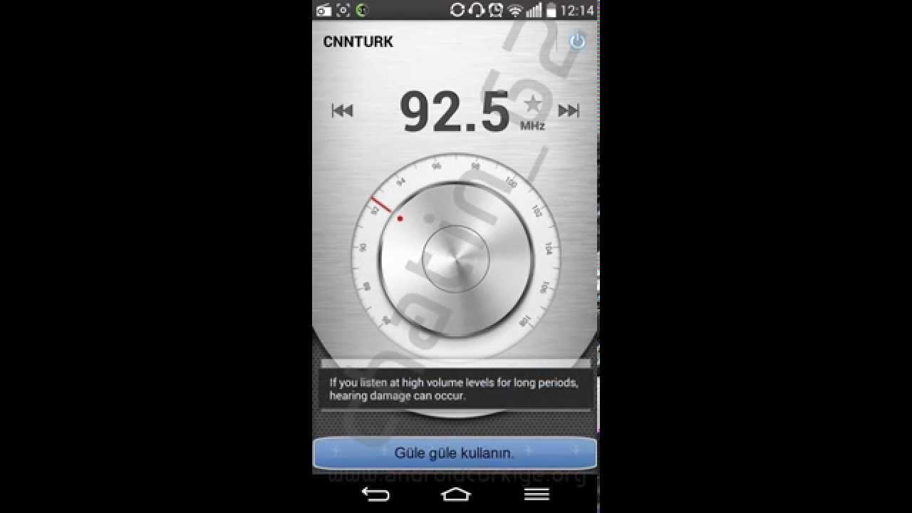 LG Optimus G2 (D802) FM Radyo'yu Aktifleştirme V2