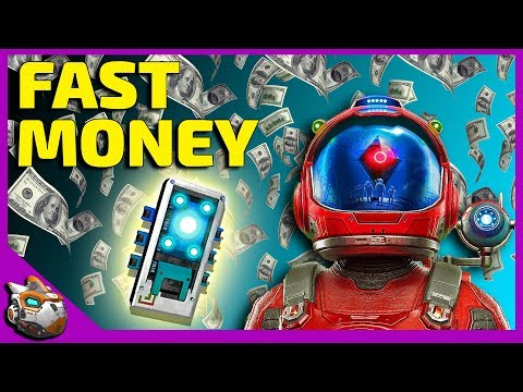 How to Get Max Exo Suit Inventory and Make Millions | No Man's Sky Beyond Update 2019