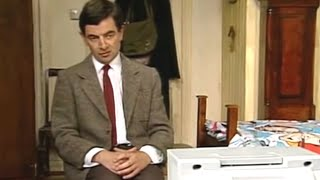 TV Trouble | Funny Clips | Mr Bean Official