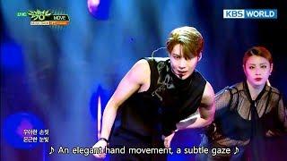 TAEMIN (태민) - MOVE [Music Bank COMEBACK / 2017.10.20]