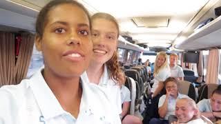 VLOG   PSV Vrouwen in Zwitserland