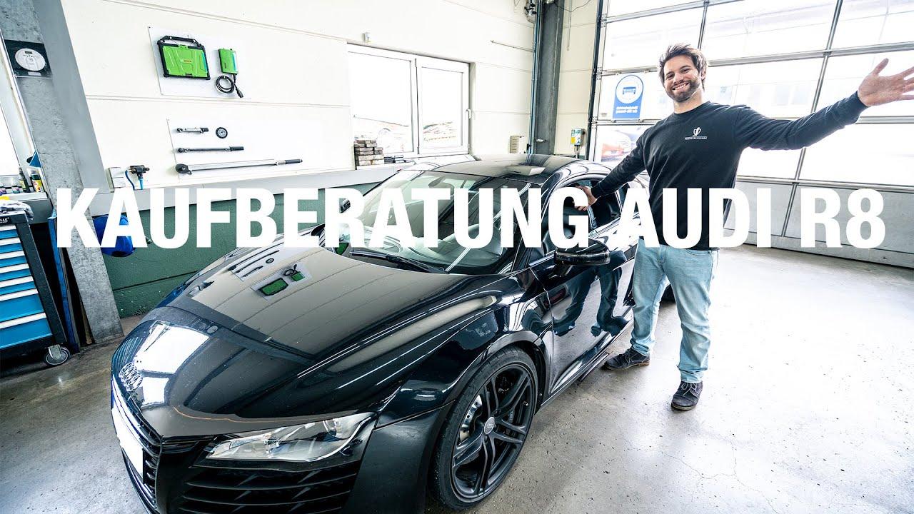 Kaufberatung Audi R8