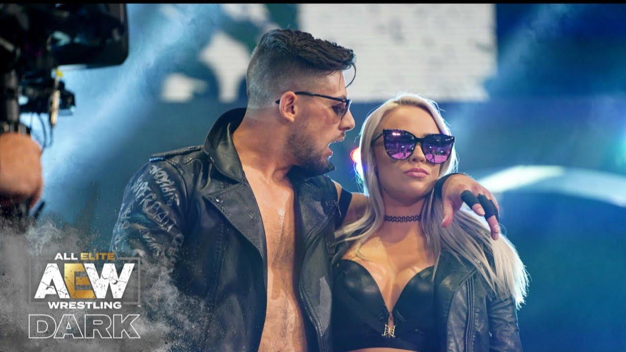 Penelope Ford - Kip Sabian Wedding Date Announced On AEW Dynamite -  Wrestling Inc.
