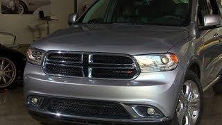 Car Tech - 2014 Dodge Durango Limited