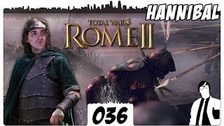 Rome 2 - Lusitaner #036 - Take my money and die for me [Deutsch] | Let