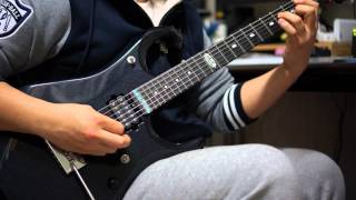 Dream Theater Wither Guitar Only