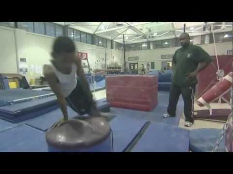 Chicago Park District Nov. 2012: Gymnastics Program