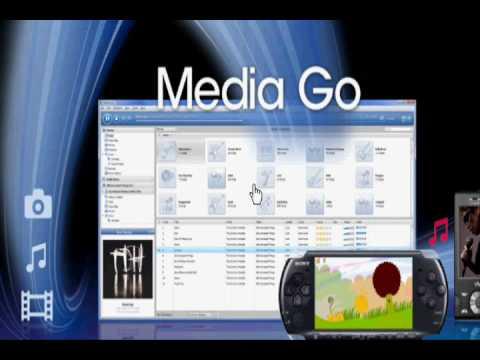 Media Go + PSP Data Connect [TUTORIAL]