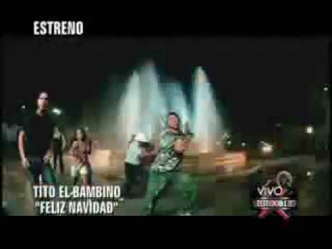 Tito El Bambino - Feliz Navidad {Official Video} (El Patron: La Victoria) en HD