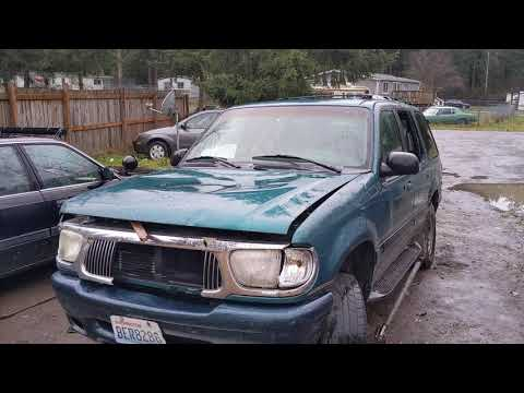 Tow Auction Finds 1998 Mercury Mountaineer V8 5.0 AWD The Backstory