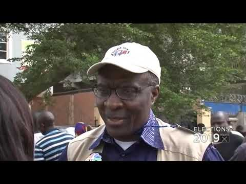 International Observer speaks on Nigeria presidential elections