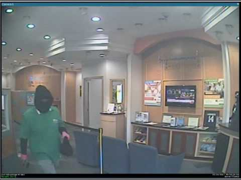 1st Advantage Federal Credit Union Robbery