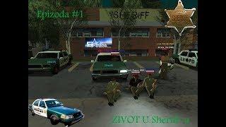 Novi serijal! Zivot u Sheriff Department-u !! [Skill Arena #EP1]Neuspjesna Potjera!