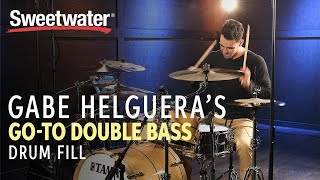 I Prevail Drummer Gabe Helguera's Go-To Double Bass Drum Fills