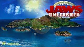 Jaws Unleashed | 100% Walkthrough | Part 4 | Open Ocean Side Challenges (1/4)