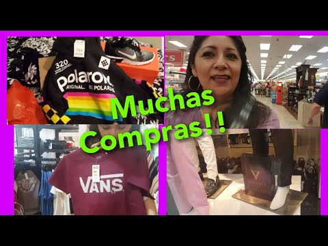 Fuimos A Los Outlets De Houston |  Vlog #66