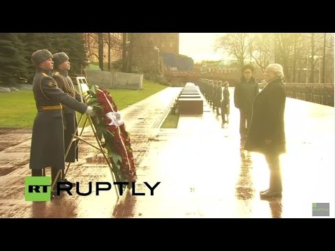 LIVE: Modi to lay wreath at 'Tomb of Unknown Soldier' in Moscow