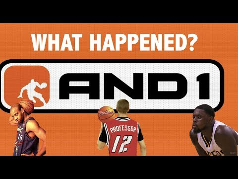 THE RISE AND FALL OF AND1. What Happened? (Mini-Movie)