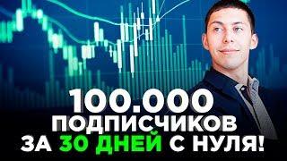Download ЭКСПЕРИМЕНТ: 100 тысяч подписчиков за 30 дней С НУЛЯ на новом канале   Эльдар Гузаиров Mp3 and Videos