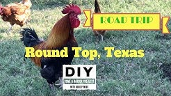 Road Trip to Round Top, Texas