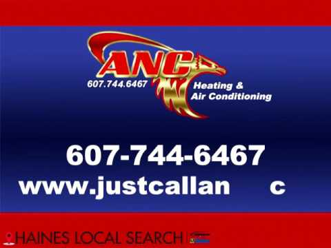 Anc Heating And Air Conditioning In Endicott Ny
