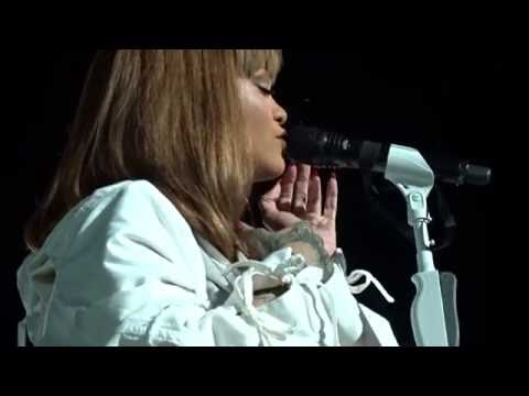 RIHANNA - LOVE THE WAY U LIE & WOO - ANTI WORLD TOUR - MUNICH 2016 !