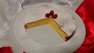 Творожная запеканка без муки и манки Очень Нежная и воздушная Творожная Запеканка (cheesecake)