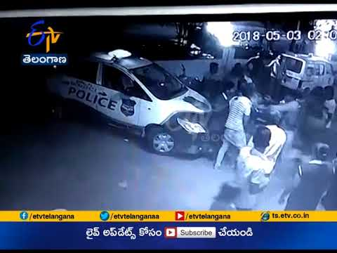 Watch Video | Two Groups Clashes | At Uppal | Hyderabad