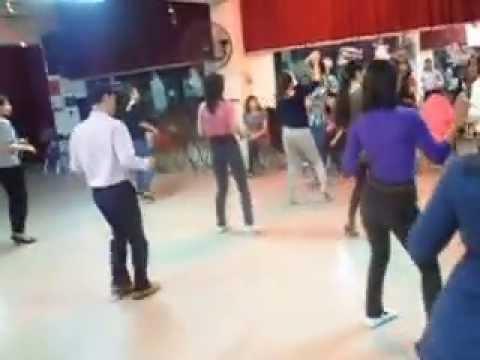 Disco tập thể Dance style - Khiêu vũ tại IDC club 63 Nhân Hòa 3, 5, CN hàng tuần