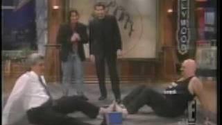 Leno-Pierce-toe wrestling 1997