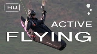 Paraglider Control: How To Improve Your Active Flying
