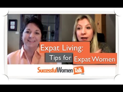 Expat Living: Tips for Expat Women with Katya Barry