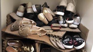 Como organizar os sapatos de forma fácil .pt 👠